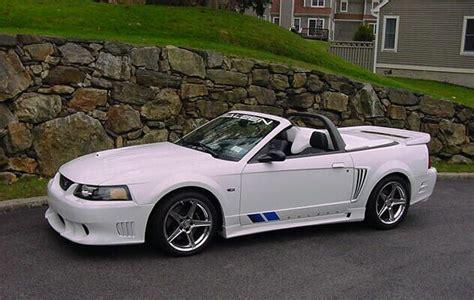 Explore 2004 Saleen Mustang Data