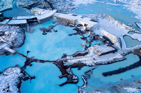 Indulge In An Otherworldly Icelandic Spa Experience At