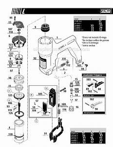 Senco L Parts List And Diagram  4