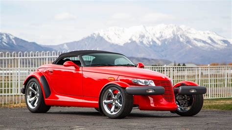 3 5 Chrysler Engine by 1999 Plymouth Prowler Featured With 3 5 Liter V6 Chrysler