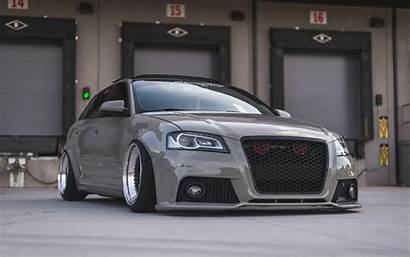 Audi A3 Tuning Stance Bbs Sportback Rs