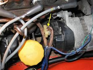 How Do You Disconnect The Wiring From The Alternator