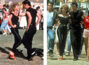 Sandy and Danny Grease