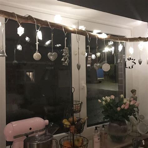 Fensterdeko Weihnachten Mit Ast by Wochengl 252 Ck R 252 Ckblick 171216 Deko Ast Quark Waffeln
