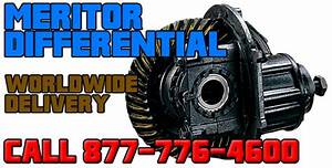 Meritor Differential And Parts  Service  Repair And Sales