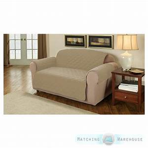 furniture protector quilted cotton twill sofa armchair With cotton twill sofa slipcovers
