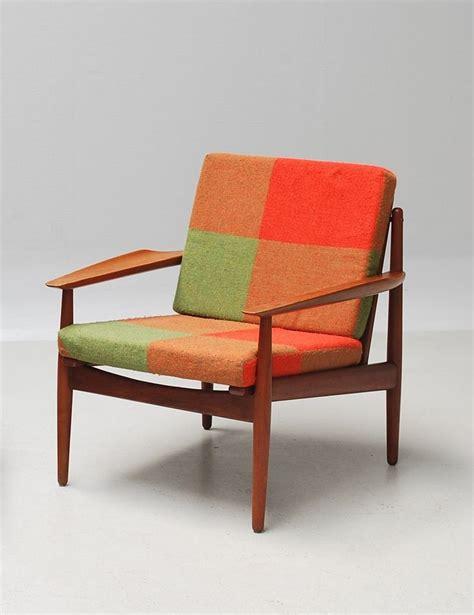 grete jalk teak lounge chair for glostrup m 248 belfabrik