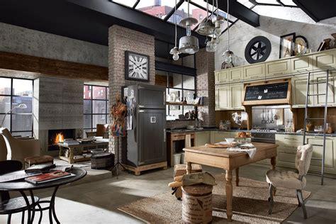 Loft Der Moderne Lebensstilmodernes Loft Design 2 by Landhausk 252 Che Nolita Vintage K 252 Che Mit Stil Edle K 252 Chen