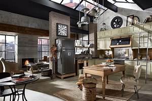 Küche Vintage Style : landhausk che nolita vintage k che mit stil edle k chen ~ A.2002-acura-tl-radio.info Haus und Dekorationen