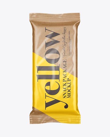 Glossy metallic snack package mockup 66395 free download. Kraft Snack Bar PSD Mockup | Free Vertical Business Card ...