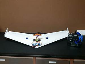 Simple Flying Wing Plans Ever  Slow Mode
