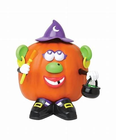 Pumpkin Witch Decorating Mr Head Potato Kit