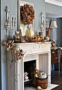 30, Amazing, Mantel, Halloween, Decorations, Ideas