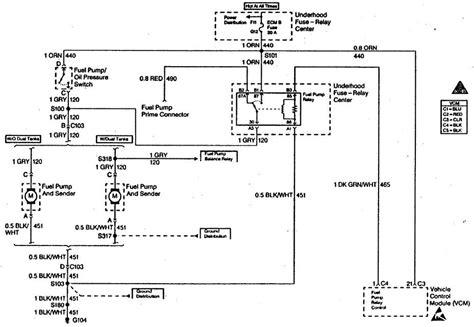 Ford Glow Plug Wiring Diagram