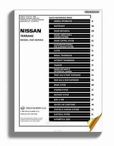 Nissan Terrano 2004 Service And Repair Manual