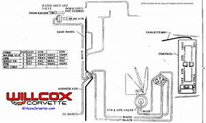 1980 Corvette Ac Wiring Diagram  Corvette  Auto Wiring Diagram