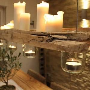 Holz Dekoration Modern : 1000 ideen zu kerzenst nder holz auf pinterest kerzenhalter holz kerzenst nder und windlicht ~ Markanthonyermac.com Haus und Dekorationen
