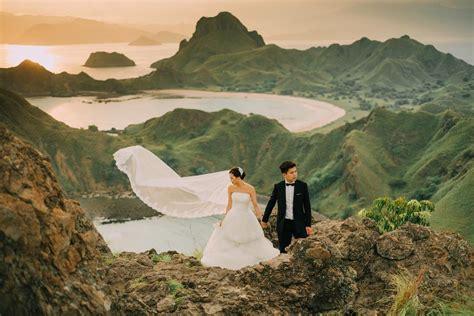 Spot Foto Bagus buat Pre-wedding di Indonesia - RedDoorz Blog