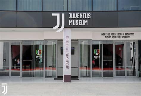 Ingresso Juventus Museum Stadium Ingresso Ridotto Per Visita A Museo E Stadium
