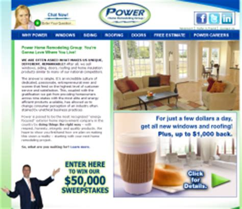 power home remodeling group complaints scambook