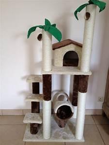 Arbre À Chat Pas Cher : arbre a chat pas cher la foir 39 fouille ~ Nature-et-papiers.com Idées de Décoration