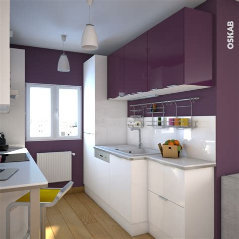 cuisine oskab meuble de cuisine range épice epoxy keria aubergine 1