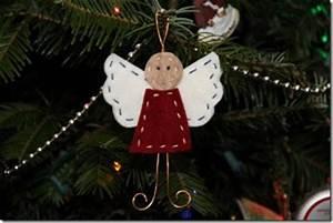 DIY Angel Ornament