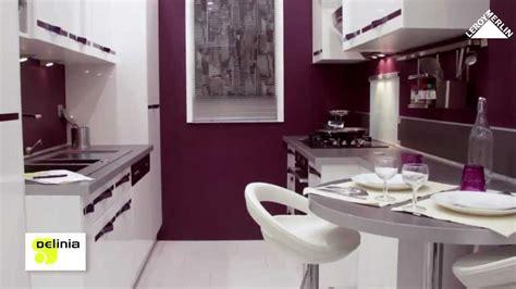 meuble de cuisine delinia