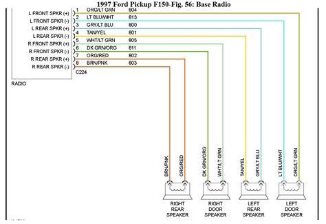 Ford Radio Wiring Diagram Webtor