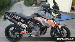 Customized Graphic Kit For Ktm 990 Smt