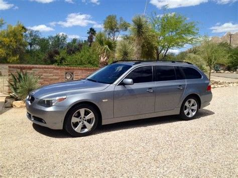 Find Used 2006 Bmw 530xi Wagon 4-door 3.0l In Tucson