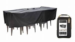 Housse Mobilier De Jardin : housse de protection premium table de jardin oviala ~ Teatrodelosmanantiales.com Idées de Décoration