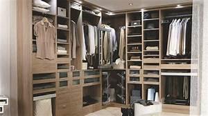 Faire Dressing Dans Une Chambre : idees de dressing dans une chambre home design nouveau ~ Premium-room.com Idées de Décoration