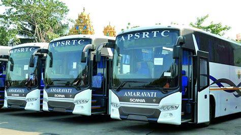 apsrtc buses  big hit  andhra pradesh