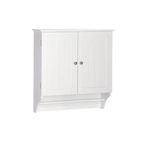 2 door wall cabinet riverridge home ashland 22 4 5 in w x 25 2 5 in h x 8 43