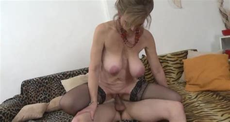 Saggy Tits Milf Sex With 2 Young Guys Porn Spankbang
