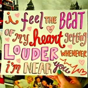 102 best images about 1D lyrics art on Pinterest | You and ...