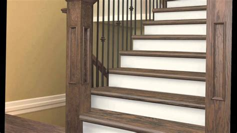 Kitchen Photos Ideas - pergo stair tread caps railing stairs and kitchen design your stair tread caps