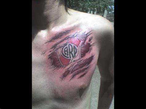Tauajes de River Plate ** Ideas y ejemplos para tu