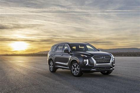 Hyundai Suv 2020 Palisade Price by 2020 Hyundai Palisade Top Speed