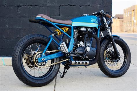 Custom Royal Enfield Continental Gt
