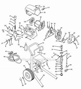 Graco 825036 Parts List And Diagram