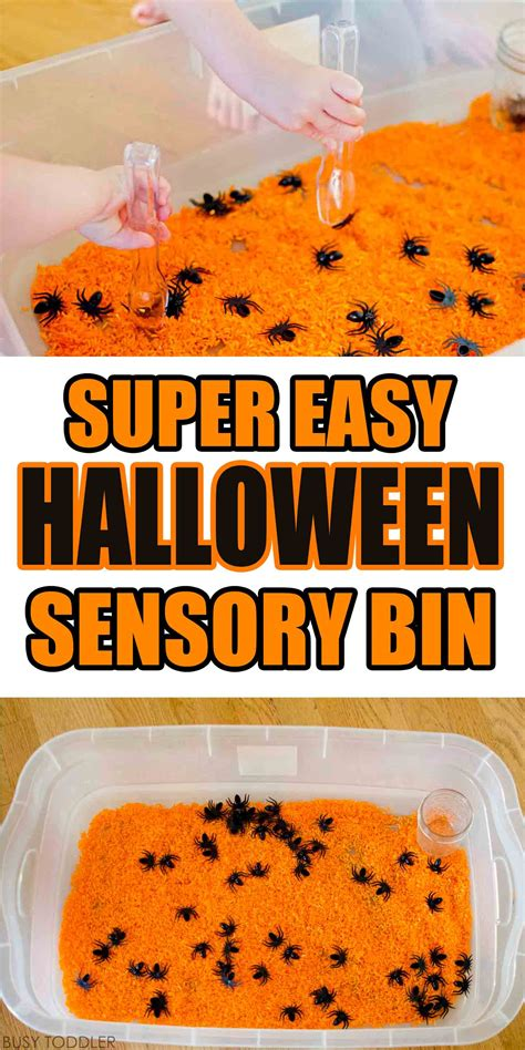 simple sensory bin busy toddler 786 | HALLOWEEN SENSORY BINPIN