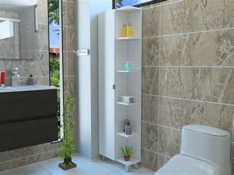 Rta Design Tall Corner Bathroom Cabinet Tall Corner Cb2 Glass Coffee Table Shop Modern Decor Foosball For Sale Vogue Concrete White Rustic Storage
