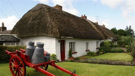 le cottage le cottage traditionnel irlandais