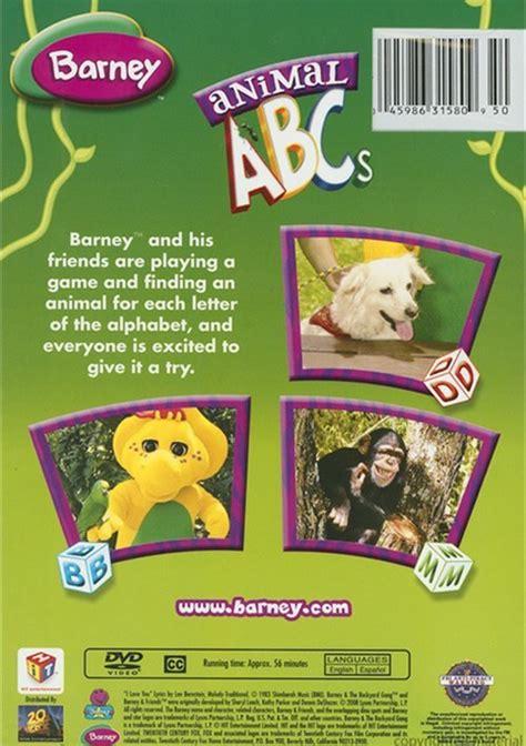 Barney Animal Abc Dvd Mungfali
