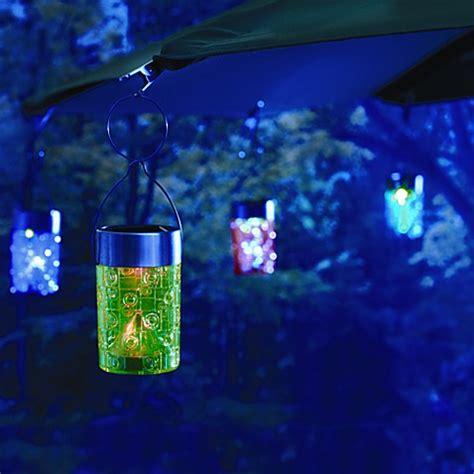 solar umbrella clip lights solar umbrella clip light bed bath beyond