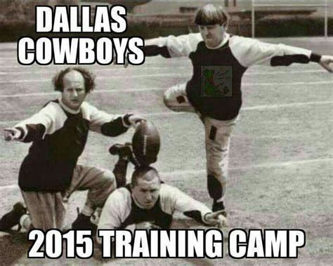Funny Cowboy Memes - haha if you love to hate the cowboys like i do this pin is for you love the three stooges
