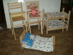 Making doll furniture thriftyfun for Homemade furniture instructions