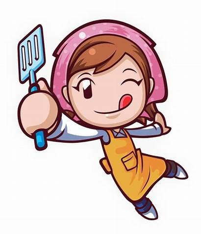 Cooking Mama Transparent Clipart Background Dinner Chef